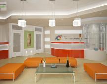 Klinika hall 1