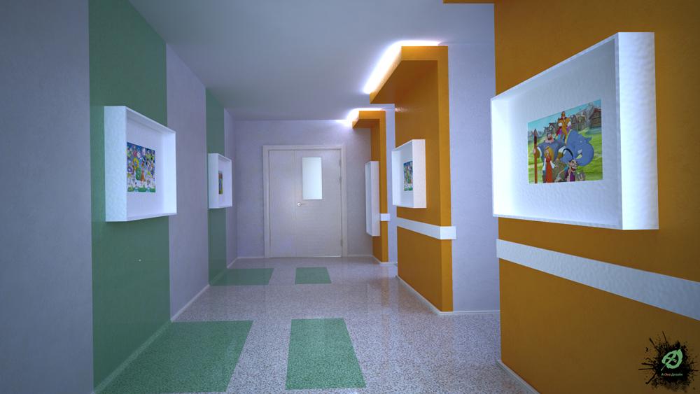 Дизайн интерьеров больниц
