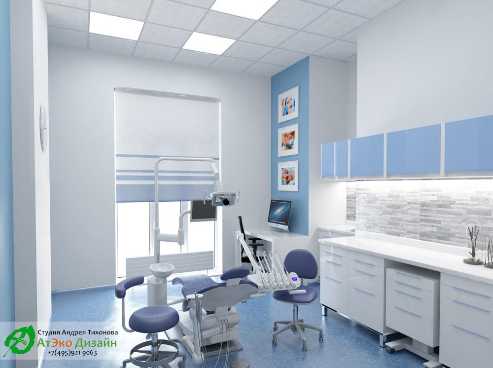 Кабинет стоматолога 1 1