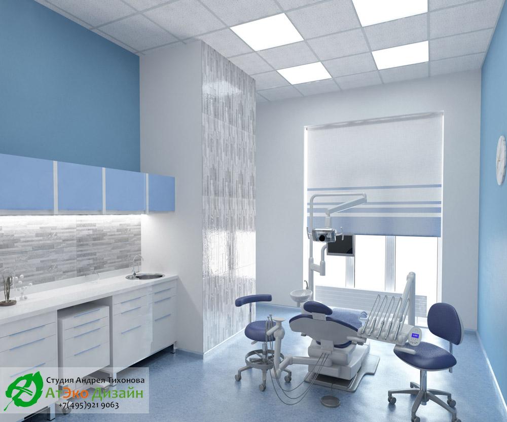 Кабинет стоматолога 2 1