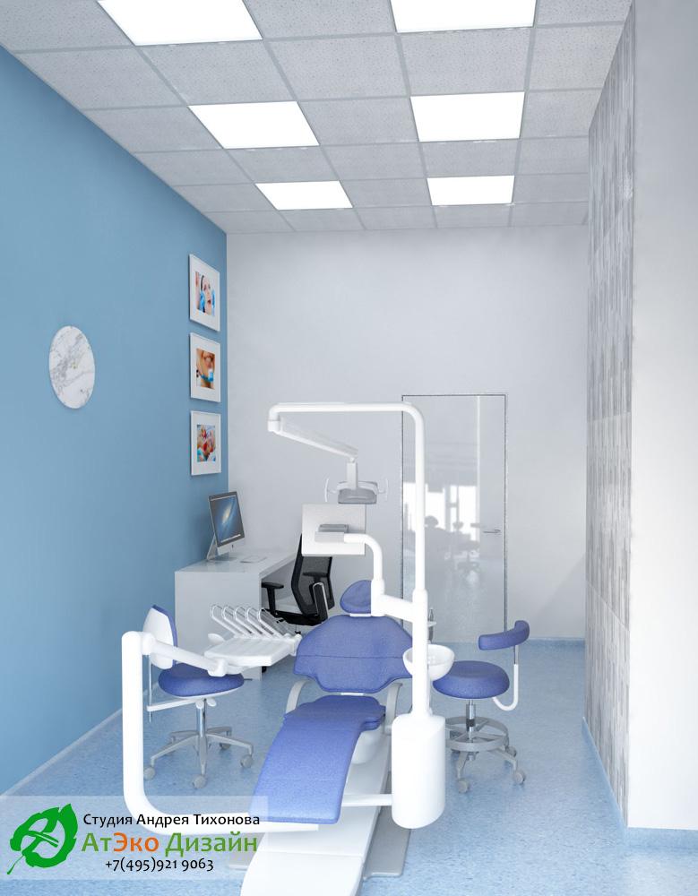 Кабинет стоматолога 2 2