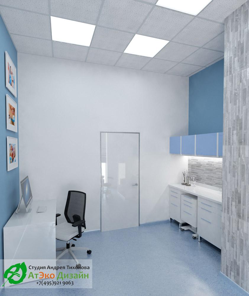 Кабинет стоматолога 2 3