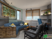 Дизайн-проект квартиры под ключ