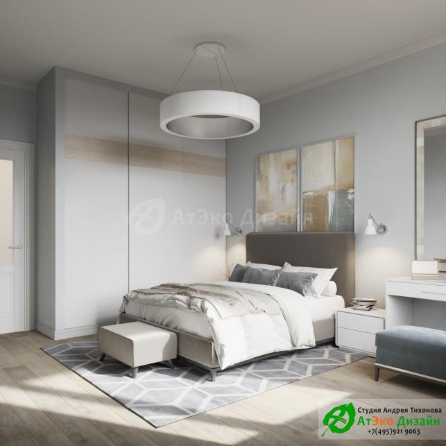 Сколково медовая дизайн Спальни