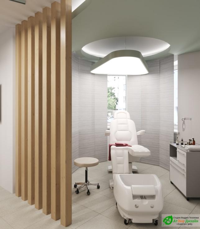 Дизайн-проект подологического центра фото кабинета для педикюра