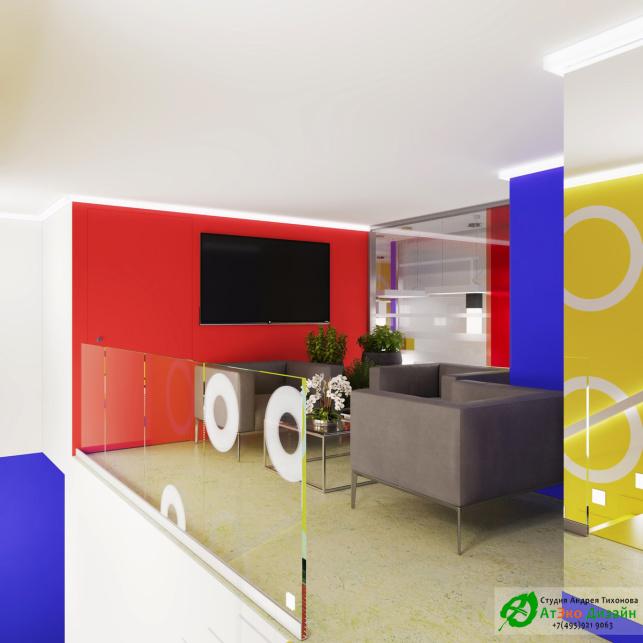 Косметология Чонгарский бульвар дизайн интерьера ординаторской