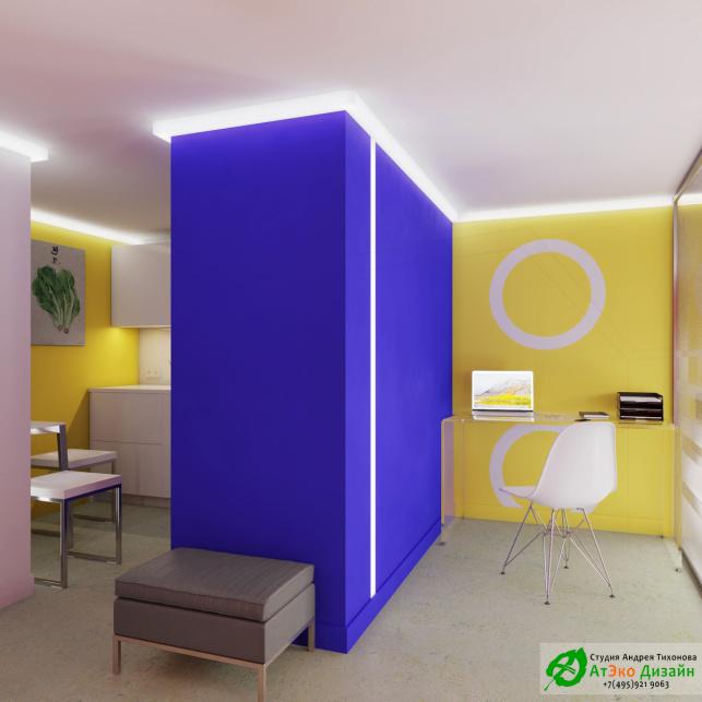 Косметология Чонгарский бульвар дизайн интерьера кабинета