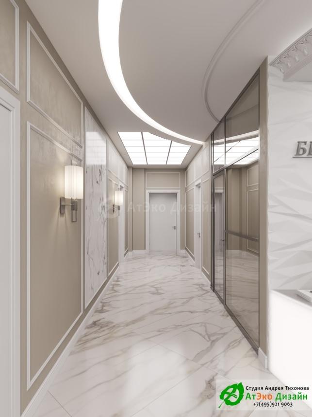 Клиника Берс Космонавтов18 Ресепшен Холл