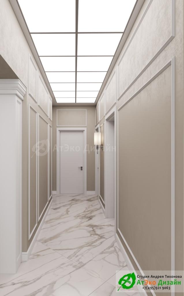 Клиника Берс Космонавтов18 Ресепшен Холл коридор